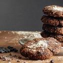 Schokoladige Haferflocken-Cookies mit Bohnen