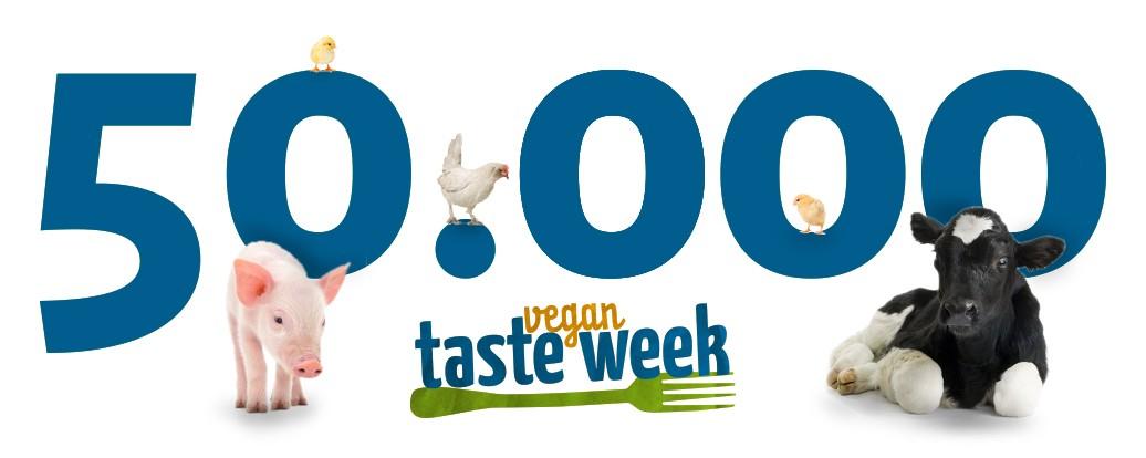 50.000 TeilnehmerInnen!