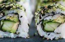 Sushi vegan genießen