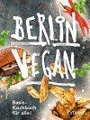 Buchcover Berlin vegan