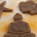 Buddha-Zimtsterne