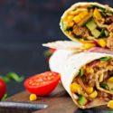 Vegane Burritos