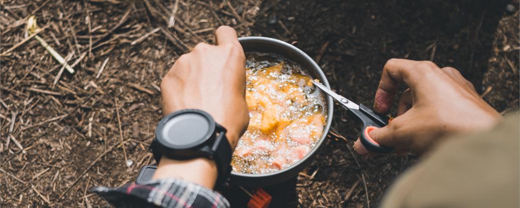 Vegane Camping-Rezepte und Tipps