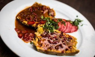 Pikante asiatische Chili-Marinade