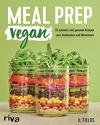 Buchcover Meal Prep vegan