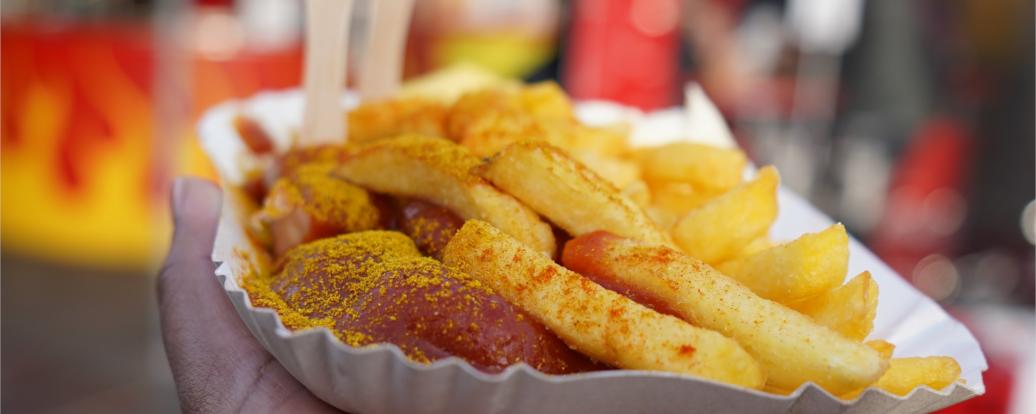 vegane Currywurst – 2 Varianten