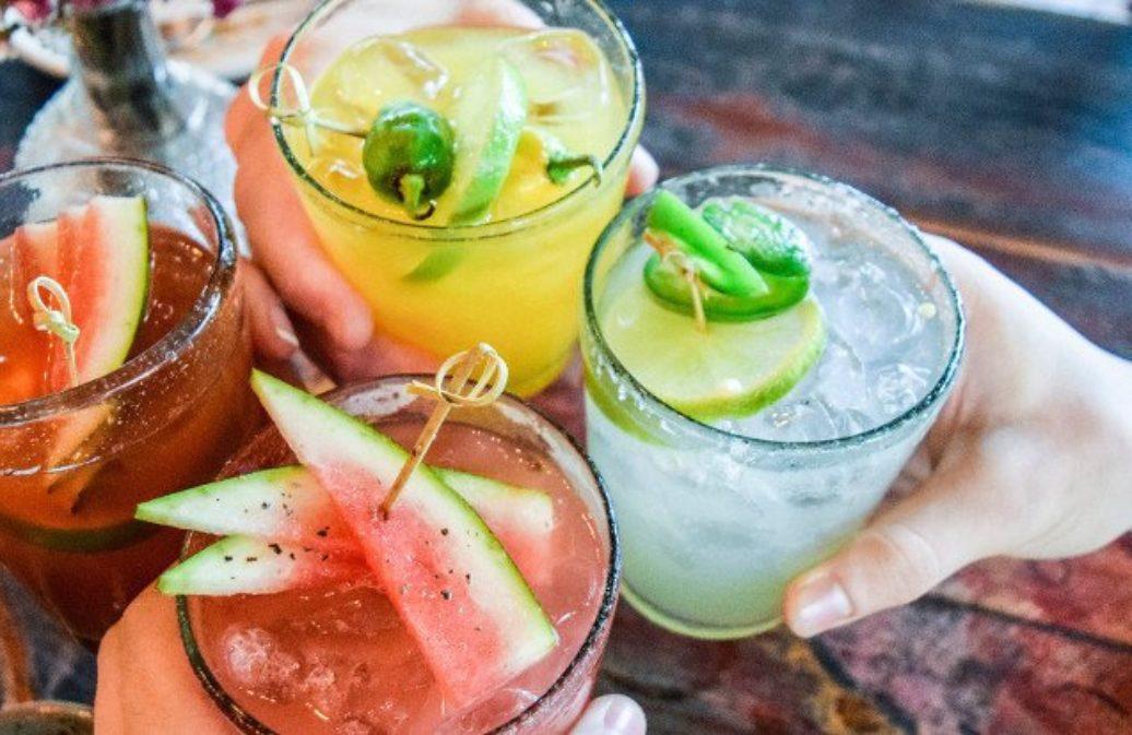 Vegane Cocktails, Mocktails und Durstlöscher