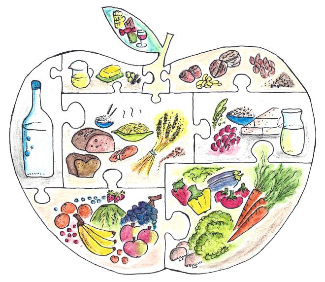 ernährungspuzzle • vegan taste week
