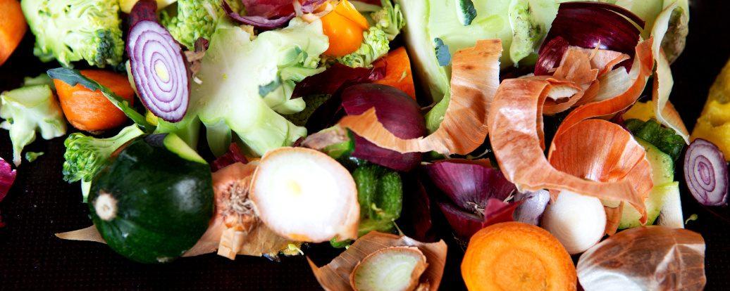 Schalen, Blätter und Co. verwenden