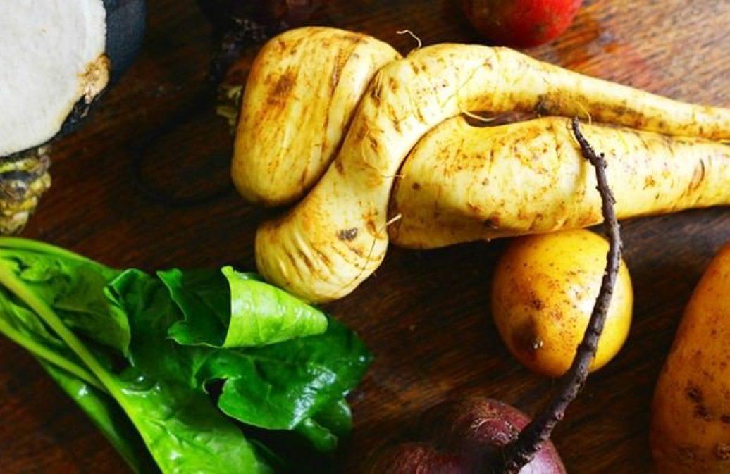 Mit heimischem Gemüse ins neue Jahr starten