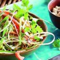 Roh-veganes Phad Thai