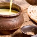 Goldene Milch mit Kurkuma und Ingwer