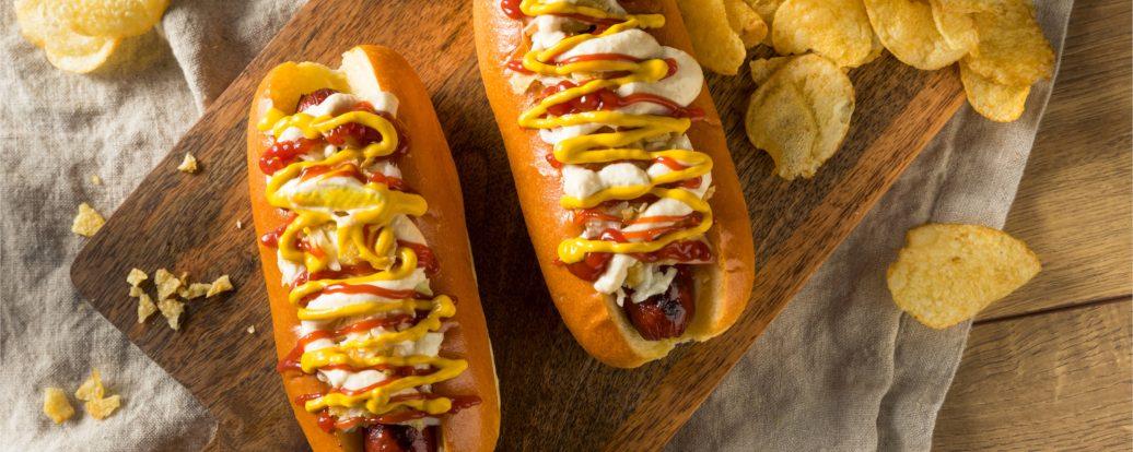 Kolumbianische Hot Dogs