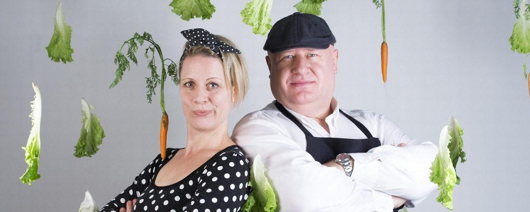 Vegane Hausmannskost mit Irene Schillinger
