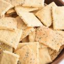 Kichererbsen-Cracker