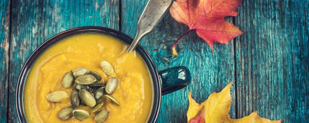 Vegane Suppen für die kalte Jahreszeit