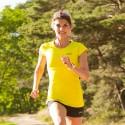 Die Läuferin