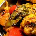 Veg Jalfrezi – Gemüsecurry
