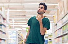 Label: Vegetarische Ware ist manchmal vegan