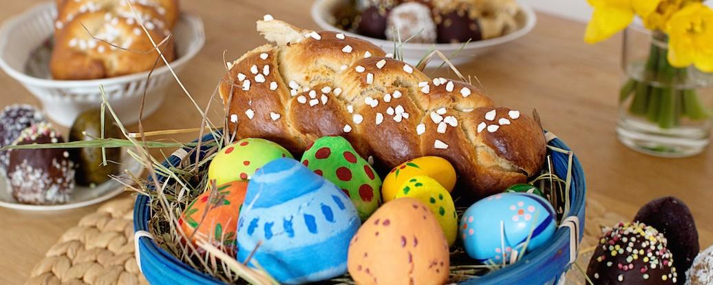 Vegane Ostern – Naschen und Basteln ohne Ei