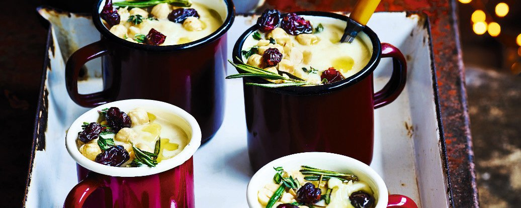 Pastinaken-Vanille-Suppe