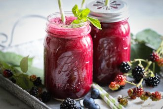 Rote-Beete Smoothie