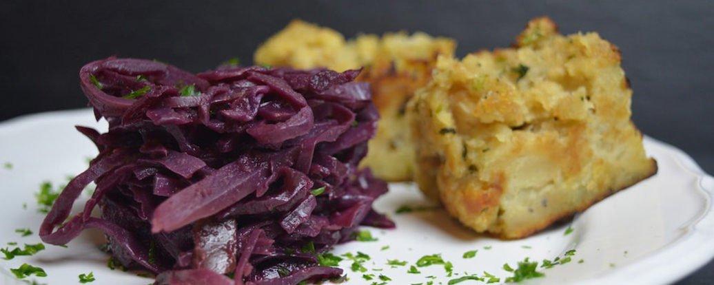 Vegane rezepte rotkohl