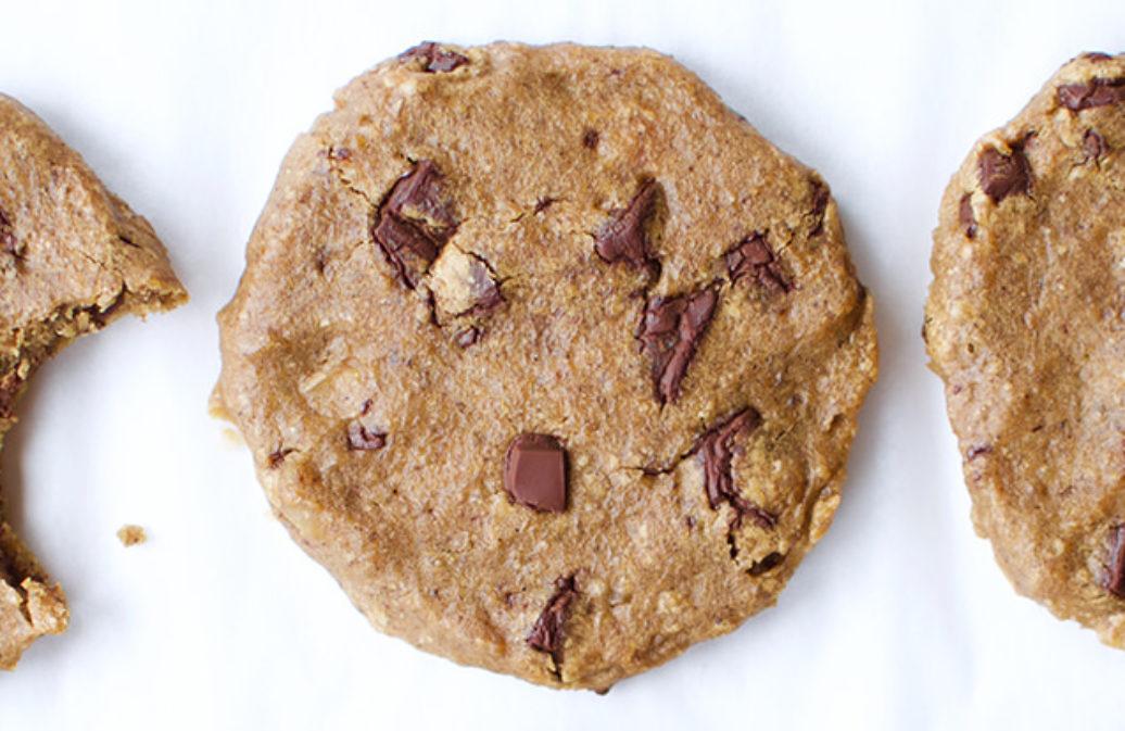 Schoko-Kichererbsen-Cookies