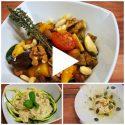 Kochshow: Gemüsepfanne, Kohlrabi-Carpaccio & Zucchininudeln