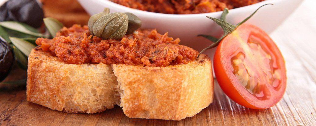Tomaten-Aufstrich