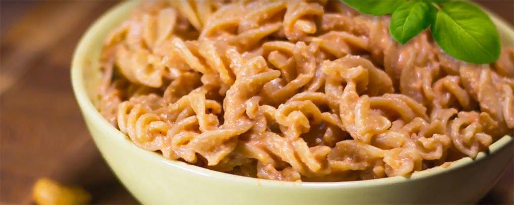 Tomaten Cashew Pasta