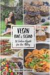 Buchcover Vegan bunt & gesund