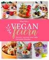 Buchcover Vegan feiern