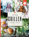 Buchcover Vegan grillen kann jeder