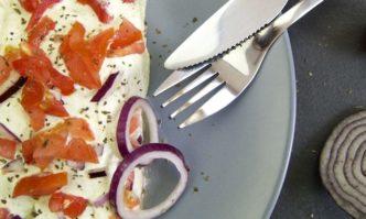 Roh-vegane Lasagne