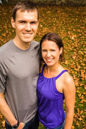 Daniel und Katrin vom Blog bevegt.de
