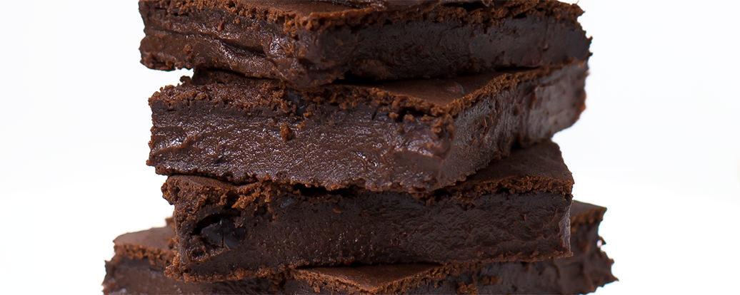 Brownies aus Kidneybohnen