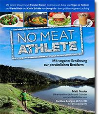 Buchcover No Meat Athlete