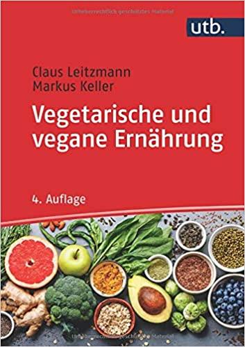 Buchcover Vegetarische Ernährung