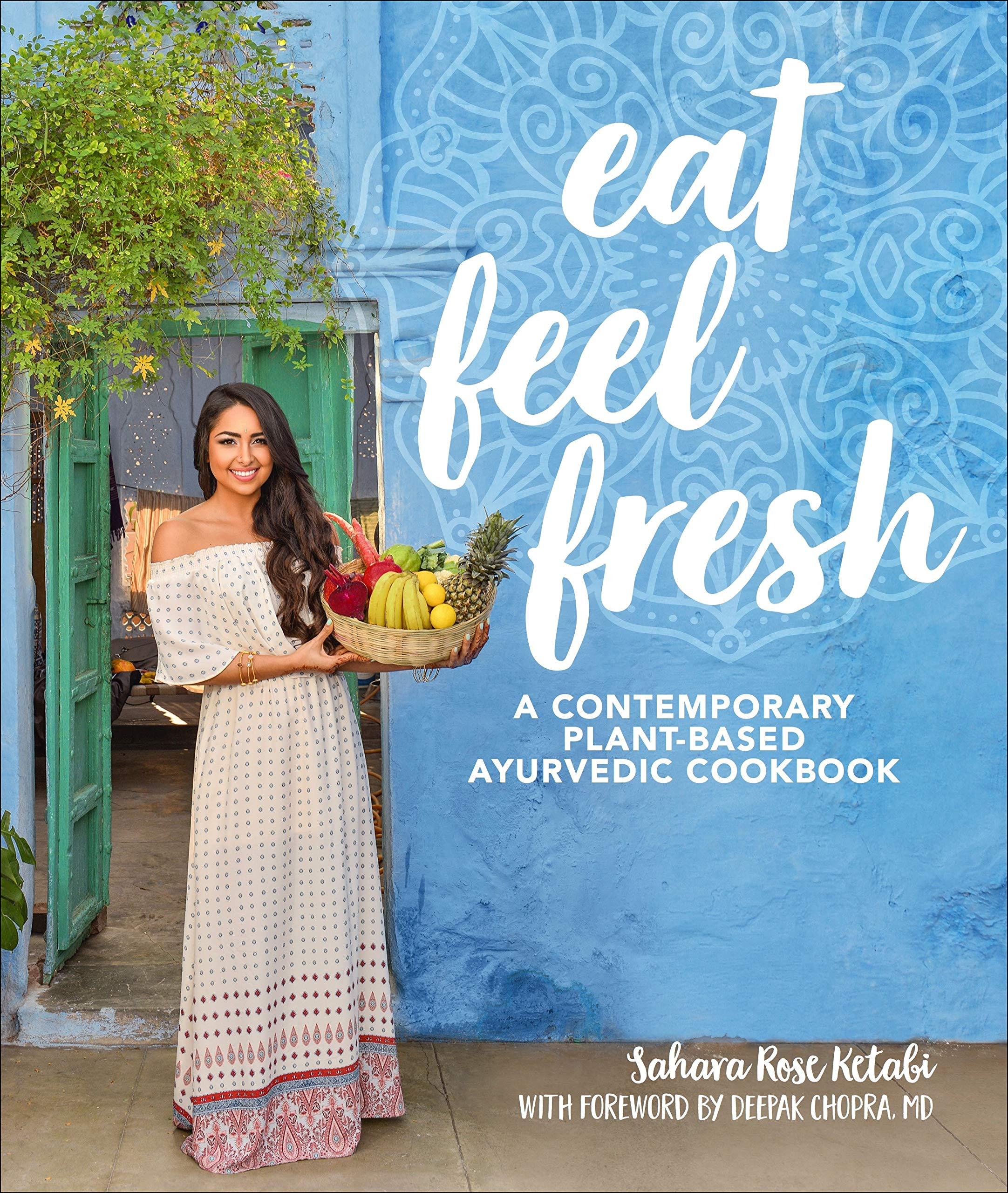 Buchcover eat feel fresh