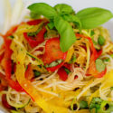 Bunter Gemüsenudel-Salat