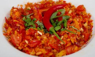 Chili-Paprika-Salsa
