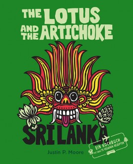 Buchcover The Lotus and the Artichoke: Sri Lanka