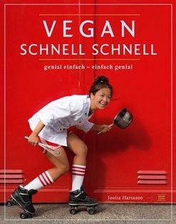 Buchcover Vegan schnell schnel