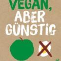 Buchrezension: Vegan, aber günstig