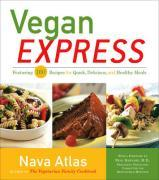 Buchcover Vegan Express